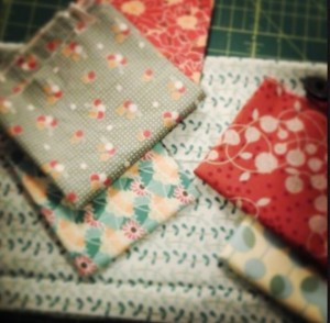 Selection of Fat Quarters