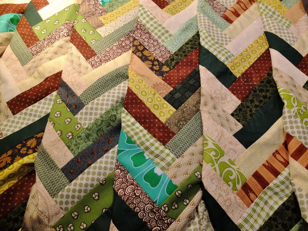 Green brown chevrons top (1024x768)